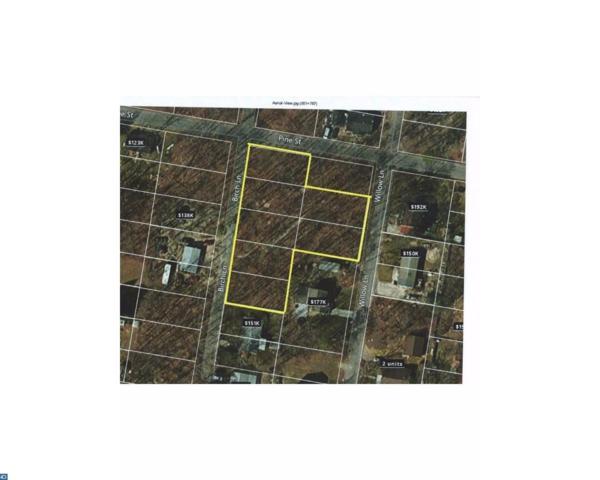0 Birch Lane, Williamstown, NJ 08094 (MLS #6991014) :: The Dekanski Home Selling Team