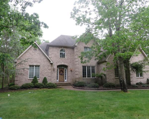 7 Harmony Court, Vincentown, NJ 08088 (MLS #6991500) :: The Dekanski Home Selling Team