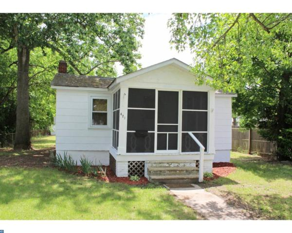 421 W Race Street, Millville, NJ 08332 (MLS #6991872) :: The Dekanski Home Selling Team