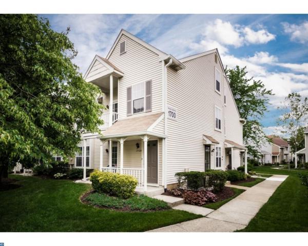 1712B Ralston Drive, Mount Laurel, NJ 08054 (MLS #6992362) :: The Dekanski Home Selling Team