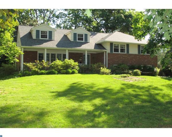 2804 Somerset Drive, Cinnaminson, NJ 08077 (MLS #6993056) :: The Dekanski Home Selling Team