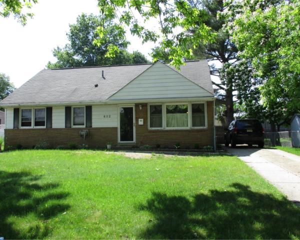 632 Muhlenberg Avenue, Deptford, NJ 08090 (MLS #6993765) :: The Dekanski Home Selling Team