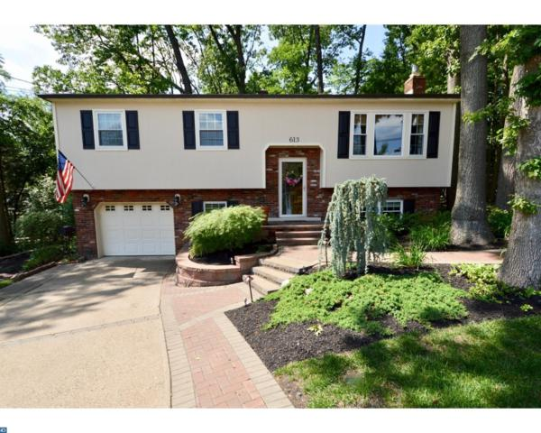 613 Covered Bridge Road, Cherry Hill, NJ 08034 (MLS #6994577) :: The Dekanski Home Selling Team