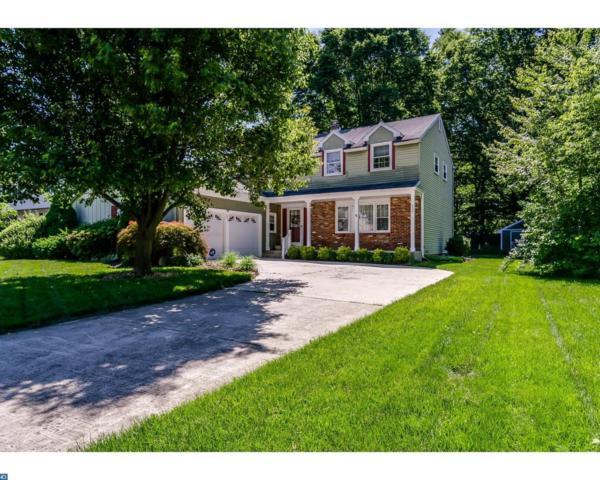 659 Cornwallis Drive, Mount Laurel, NJ 08054 (MLS #6994842) :: The Dekanski Home Selling Team