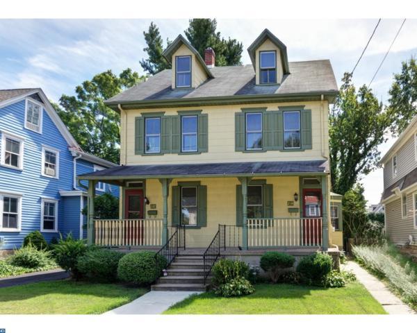 234 W 2ND Street, Moorestown, NJ 08057 (MLS #6994872) :: The Dekanski Home Selling Team