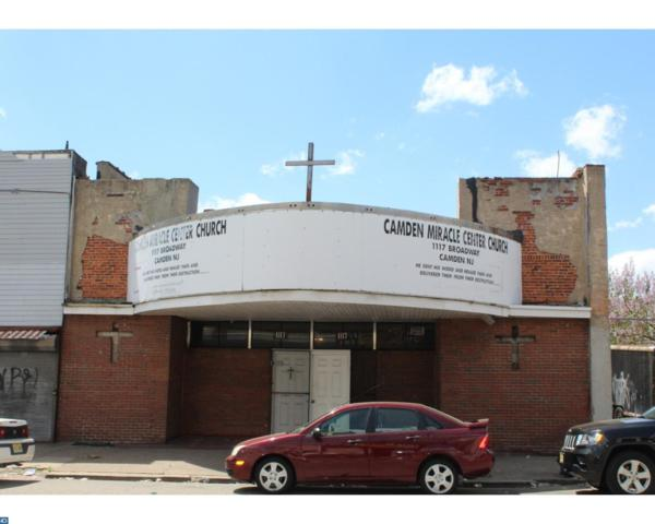 1117 S Broadway, Camden, NJ 08103 (MLS #6995815) :: The Dekanski Home Selling Team
