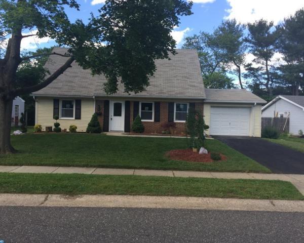75 Melville Lane, Willingboro, NJ 08046 (MLS #6995850) :: The Dekanski Home Selling Team
