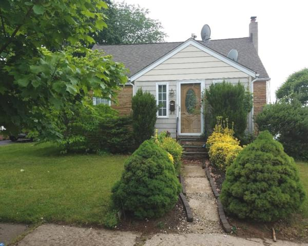 203 Jeremiah Avenue, Hamilton, NJ 08610 (MLS #6996183) :: The Dekanski Home Selling Team