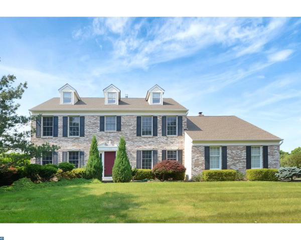 145 Conover Road, Princeton Junction, NJ 08550 (MLS #6996356) :: The Dekanski Home Selling Team