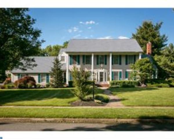 815 Fernwood Road, Moorestown, NJ 08057 (MLS #6996529) :: The Dekanski Home Selling Team