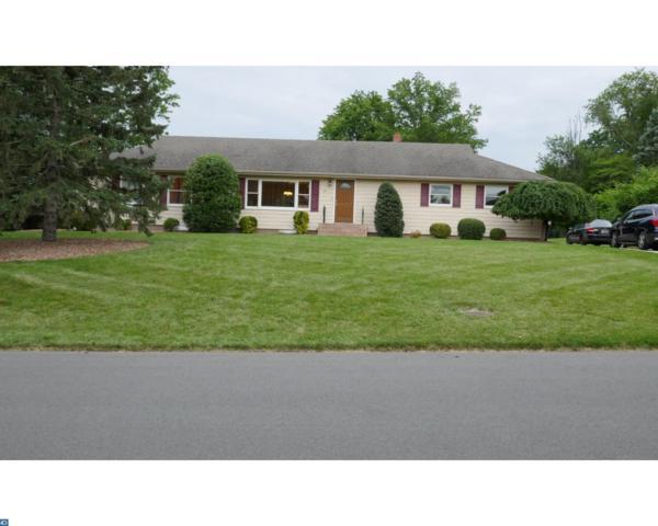 84 Hillside Drive, Robbinsville, NJ 08691 (MLS #6997087) :: The Dekanski Home Selling Team