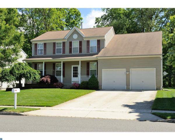 55 Creekwood Drive, Bordentown, NJ 08505 (MLS #6997379) :: The Dekanski Home Selling Team