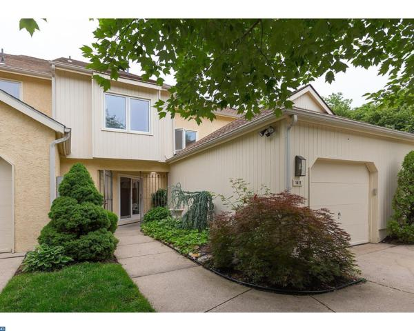 1411 Chanticleer, Cherry Hill, NJ 08003 (MLS #6997665) :: The Dekanski Home Selling Team