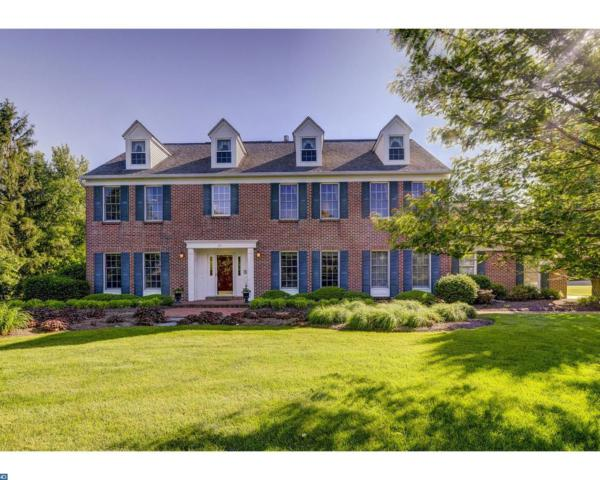 20 Millbrook Drive, Princeton Junction, NJ 08550 (MLS #6998106) :: The Dekanski Home Selling Team