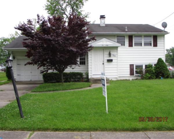 260 Amherst Street, Deptford, NJ 08090 (MLS #6998344) :: The Dekanski Home Selling Team