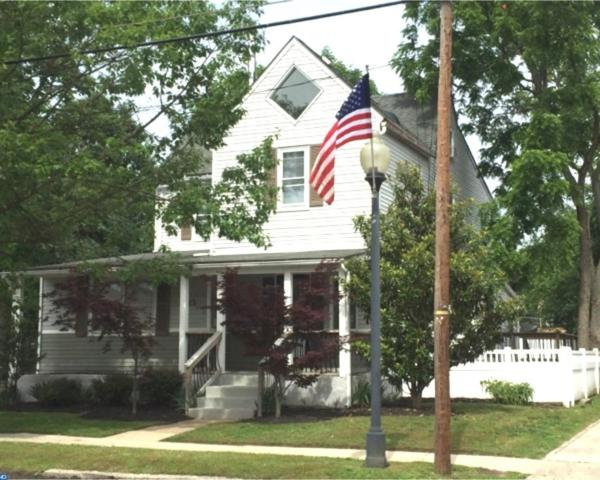 121 S Centre Street, Merchantville, NJ 08109 (MLS #6999868) :: The Dekanski Home Selling Team