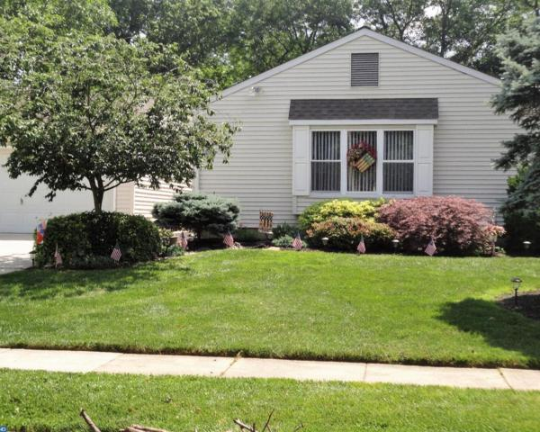 126 Cobblestone Drive, Mount Laurel, NJ 08054 (MLS #7000760) :: The Dekanski Home Selling Team