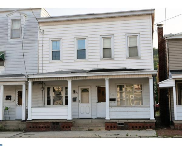 240 S 2ND Street, Saint Clair, PA 17970 (#7001942) :: Ramus Realty Group