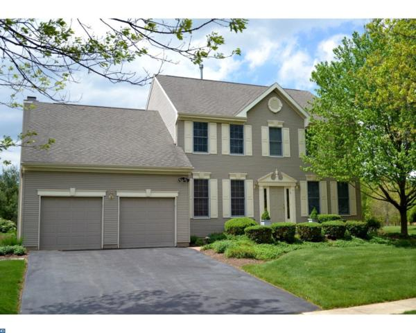 5 Shadow Drive, West Windsor, NJ 08550 (MLS #7002178) :: The Dekanski Home Selling Team