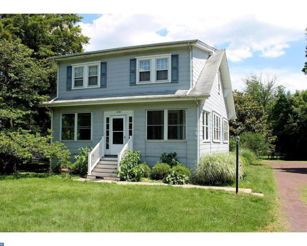 1552 Lawrence Road, Lawrence, NJ 08648 (MLS #7003027) :: The Dekanski Home Selling Team