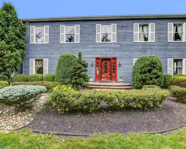 41 Vahlsing Way, Robbinsville, NJ 08691 (MLS #7003545) :: The Dekanski Home Selling Team