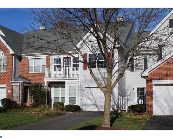 307 Amberleigh Drive, Pennington, NJ 08534 (MLS #7004385) :: The Dekanski Home Selling Team