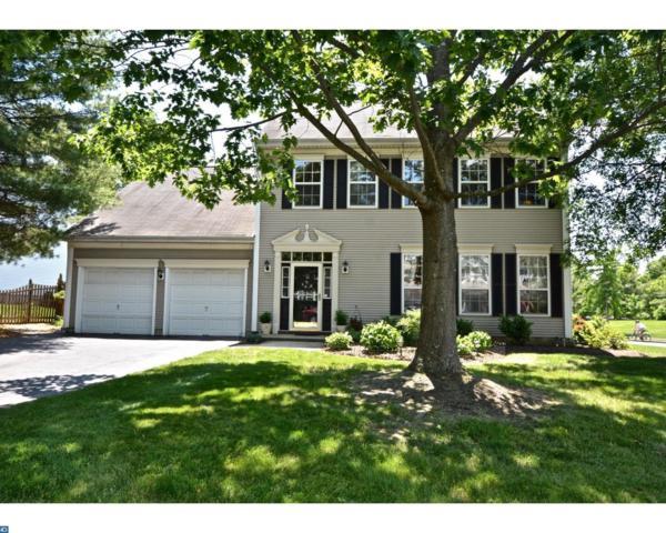 25 Wyckoff Drive, Pennington, NJ 08534 (MLS #7004598) :: The Dekanski Home Selling Team