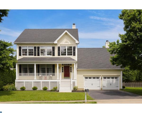 4 Kentsdale Drive, Pennington, NJ 08534 (MLS #7004638) :: The Dekanski Home Selling Team