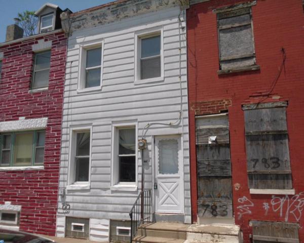 781 Chestnut Street, Camden, NJ 08103 (MLS #7005129) :: The Dekanski Home Selling Team