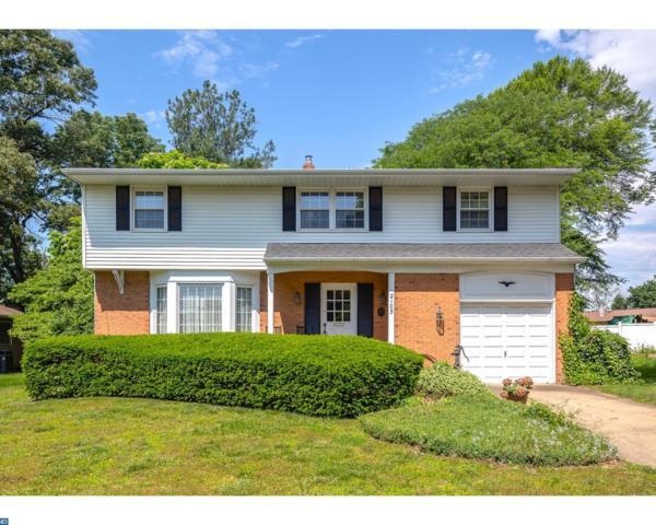 2105 Chestnut Hill Drive, Cinnaminson, NJ 08077 (MLS #7005303) :: The Dekanski Home Selling Team