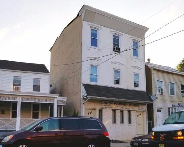 824 S Clinton Avenue, Trenton, NJ 08611 (MLS #7005326) :: The Dekanski Home Selling Team