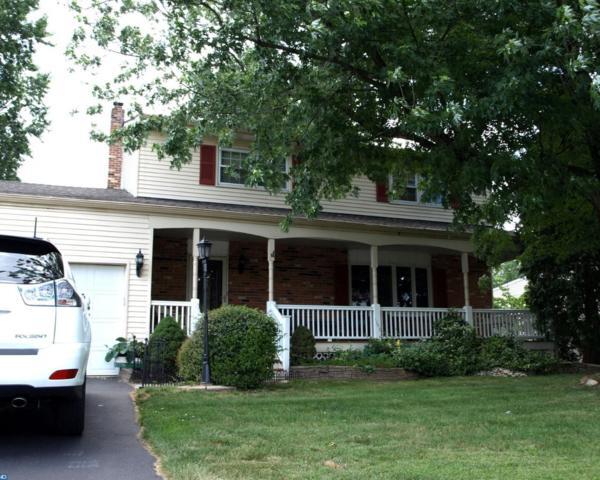 6 Oaken Lane, Hamilton, NJ 08619 (MLS #7005377) :: The Dekanski Home Selling Team