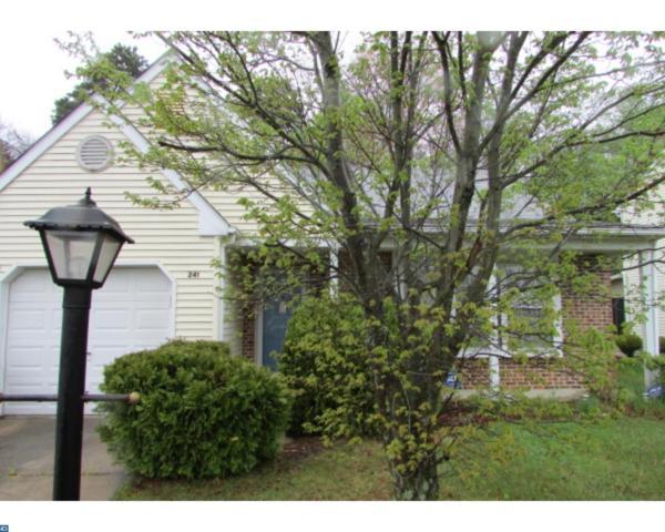 241 Trinidad Boulevard, Monroe Twp, NJ 08094 (MLS #7006230) :: The Dekanski Home Selling Team