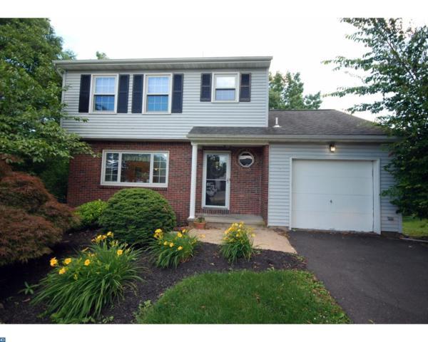 75 Bunker Hill Road, Lawrenceville, NJ 08648 (MLS #7006345) :: The Dekanski Home Selling Team