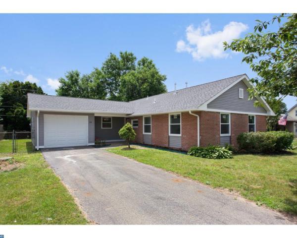 34 Buckeye Lane, Willingboro, NJ 08046 (MLS #7006373) :: The Dekanski Home Selling Team