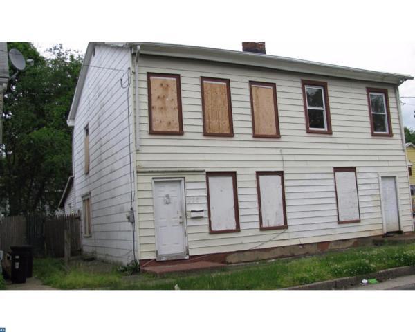 226-8 Laurel Street, Beverly, NJ 08010 (MLS #7006596) :: The Dekanski Home Selling Team