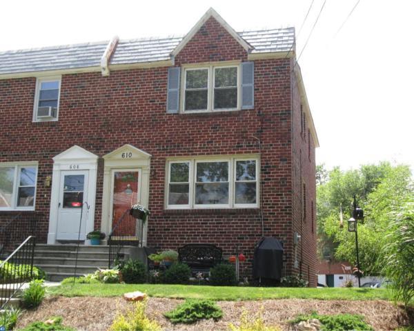 610 Cedar Avenue, Collingswood, NJ 08108 (MLS #7006795) :: The Dekanski Home Selling Team