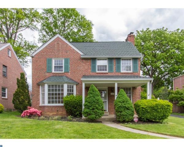 1607 Ridgeway Road, Havertown, PA 19083 (#7007448) :: Hardy Real Estate Group