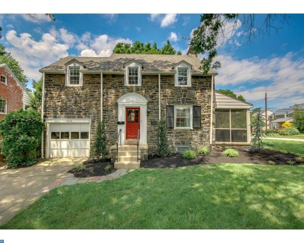 326 S Rolling Road, Springfield, PA 19064 (#7007678) :: RE/MAX Main Line