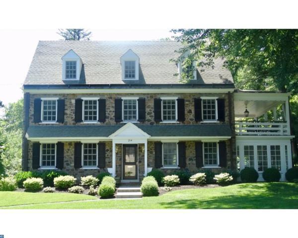 214 Orchard Way, Wayne, PA 19087 (#7007942) :: Hardy Real Estate Group