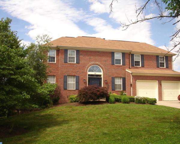 110 Dennison Court, Evesham, NJ 08053 (MLS #7008266) :: The Dekanski Home Selling Team