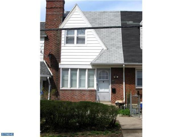 220 Wiltshire Road, Upper Darby, PA 19082 (#7008841) :: Hardy Real Estate Group