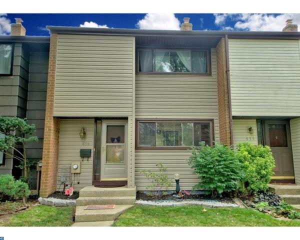 654 Ithaca Place, East Windsor, NJ 08520 (MLS #7009057) :: The Dekanski Home Selling Team