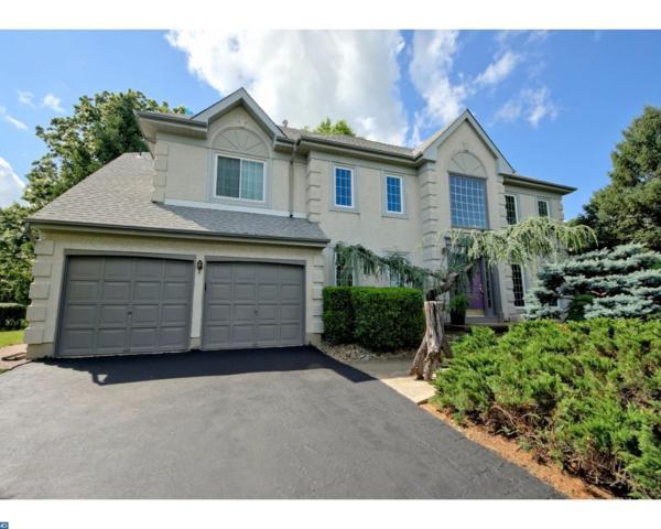 68 Saratoga Drive, Princeton Junction, NJ 08550 (MLS #7016182) :: The Dekanski Home Selling Team