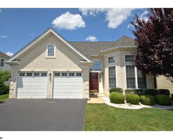 51 Einstein Way, EAST WINDSOR TWP, NJ 08512 (MLS #7016355) :: The Dekanski Home Selling Team