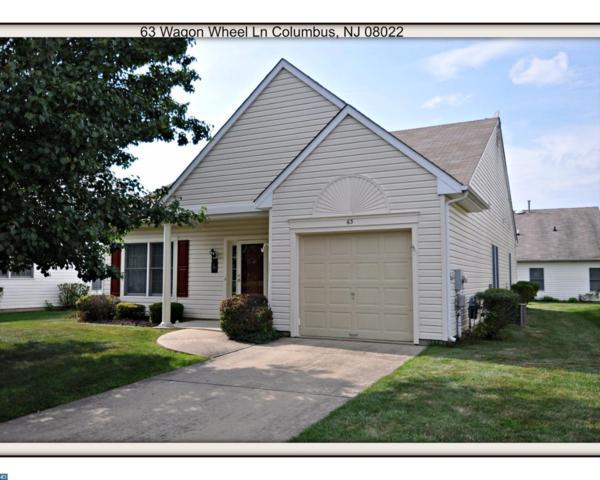 63 Wagon Wheel Lane, Columbus, NJ 08022 (MLS #7019023) :: The Dekanski Home Selling Team