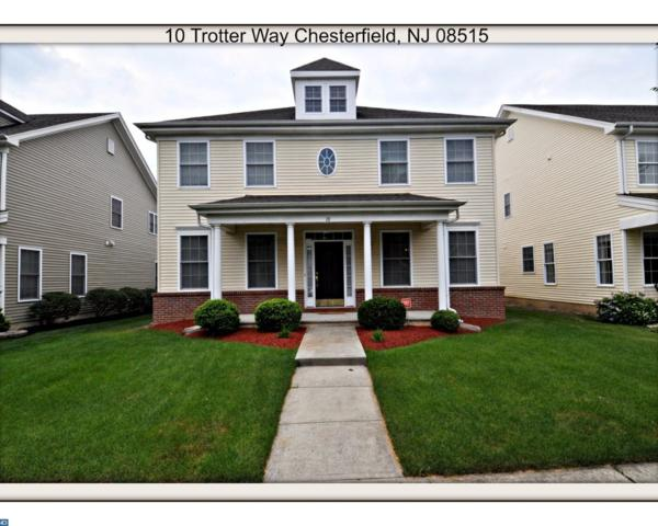10 Trotter Way, Chesterfield, NJ 08515 (MLS #7019572) :: The Dekanski Home Selling Team