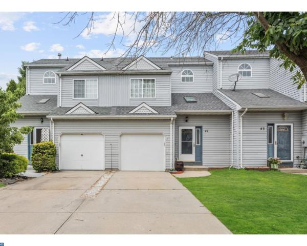 41 Sassafras Drive, Lumberton, NJ 08048 (MLS #7019786) :: The Dekanski Home Selling Team
