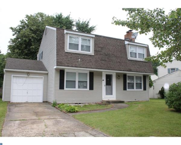 41 Wellington Place, Burlington, NJ 08016 (MLS #7020165) :: The Dekanski Home Selling Team