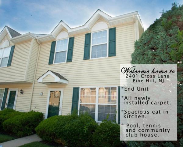 2401 Tall Pines, Pine Hill, NJ 08021 (MLS #7020212) :: The Dekanski Home Selling Team